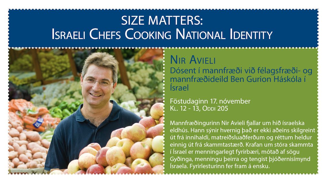 Size matters: Israeli Chefs Cooking National Identity